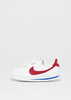 NIKE Cortez Basic SL (PS) white/varsity red-varsity royal-black