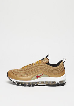 NIKE Air Max 97 QS (GS) metallic gold/varsity red-black-white