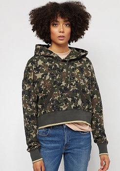 Converse Essentials Star Camo Cropped khaki