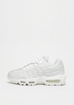 NIKE Air Max 95 Premium summit white/summit white-vast grey