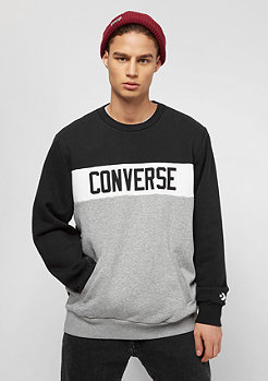 Converse Colorblock black/vintage grey heather