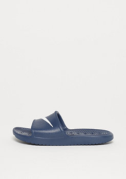 NIKE Kawa Shower (GS) bleu marine/white