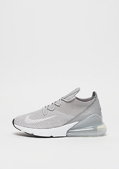 NIKE Air Max 270 Flyknit atmosphere grey/white-pure platinum