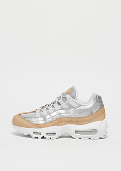 NIKE Air Max 95 pure platinum/metallic silver-white