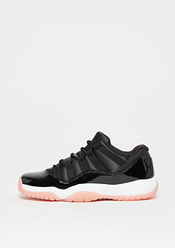 JORDAN Air Jordan 11 Retro Low black/bleached coral-white