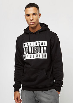 Mister Tee Parental Advisory black