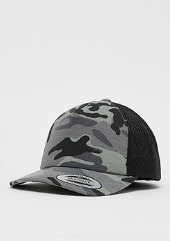 Flexfit Camo dark camo/black