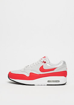 NIKE Air Max 1 vast grey/habanero red