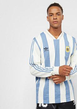 adidas Argentina Jersey echo white/shade blue