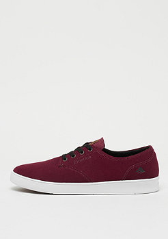Emerica The Romero Laced SMU burgundy