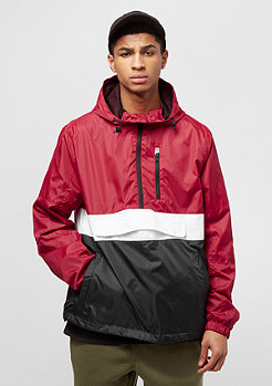 Southpole Windbreaker Anorak red