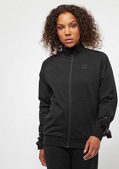 Puma Bow Track Jacket cotton black