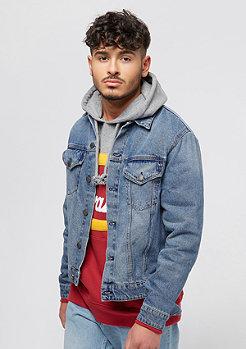 Cheap Monday Legit Jacket blue heat