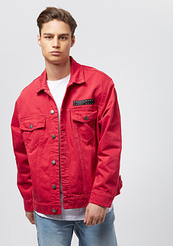 Cheap Monday Cred Jacket OD red