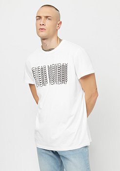 Cheap Monday Unity Repeat Logo white