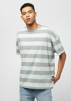 Cheap Monday Squad Stripe mint/grey melange