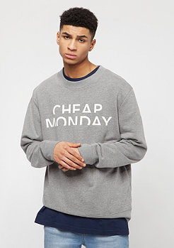 Cheap Monday Worth Spliced Cheap mélange de gris