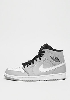 JORDAN Air Jordan 1 Mid wolf grey/white/black