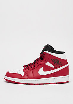 JORDAN Air Jordan 1 Mid gym red/white/black