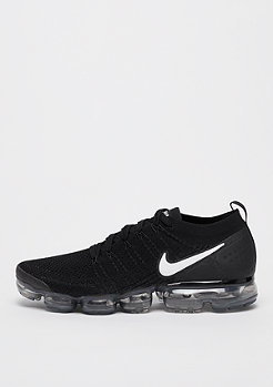 NIKE Running Air VaporMax Flyknit 2 black/white/dark grey/metallic silver