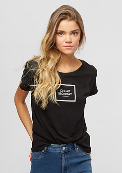 Cheap Monday Have Square Logo black