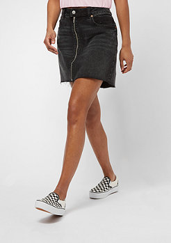 Cheap Monday Zip Short black smoke