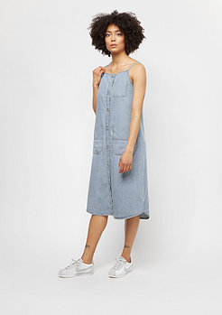 Cheap Monday Threat Denim Dress dim blue