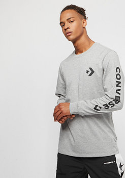 Converse Star Chevron Wordmark vintage grey heather