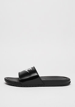 NIKE Benassi Just Do It black/pure platinum/black/white