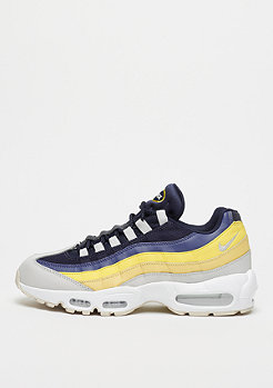 NIKE SB Air Max 95 white/vast grey/lemon wash/tour yellow