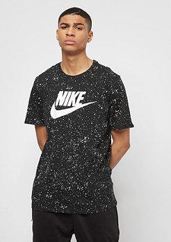 NIKE Sportswear GX Pack 2 black/white