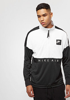 NIKE Sportswear Top Air HZ white/black/white