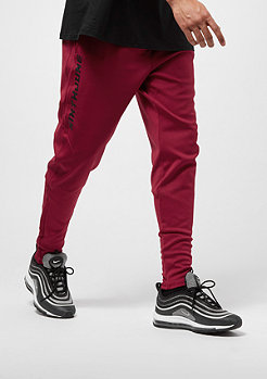 Sixth June Racing Satin burgundy