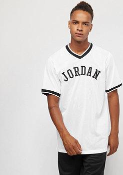 JORDAN Jumpman Mesh Jersey white/black