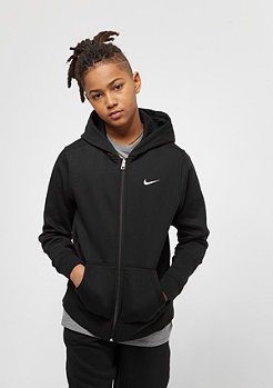 NIKE YA76 Brushed Fleece black/white