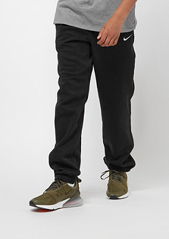 NIKE Brushed Fleece Cuffed black/white/white