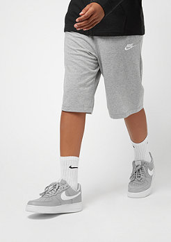 NIKE Sportswear Short dark grey heather/dark steel grey