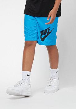 NIKE Short Kids NSW equator bleu/black