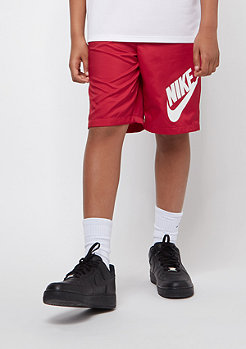 NIKE NSW Short gym red/white