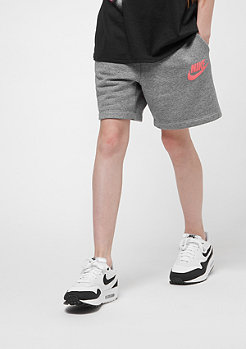 NIKE NSW Modern Short carbon heather/sea coral
