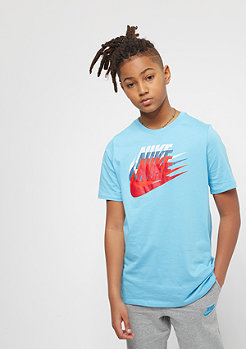 NIKE Junior NSW Sunset Futura blue gale