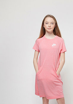 NIKE Kids NSW Dress Gym Vintage bleached coral/sail