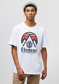 Element Cliff opic white