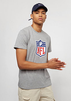 New Era NFL Lightweight Cotton light grey heather