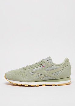 Reebok Classic Leather mystic grey/chalk/gum