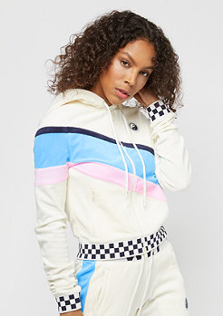 Puma Terrycloth Racing Jacket vanilla ice