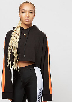 Puma Hooded Cropped black