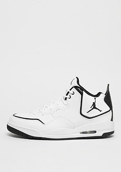 NIKE Jordan Courtside 23 white/black-black
