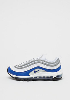NIKE Wmns Air Max 97 white/game royal-neutral grey