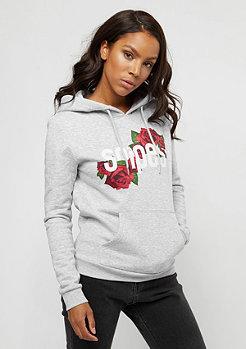 SNIPES Roses Basic Logo heather grey
